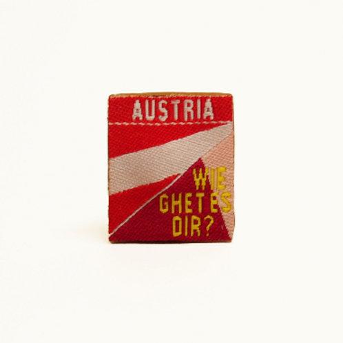 Walker Badge - Austria