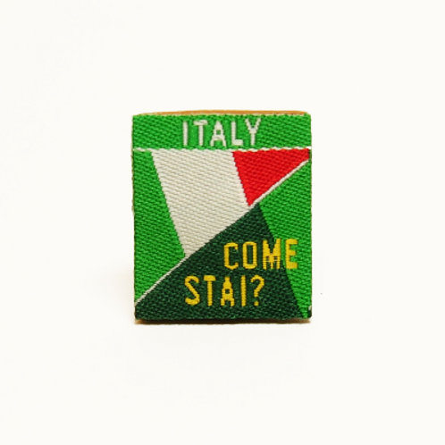 Walker Badge - Italy