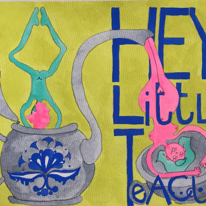 Hey Little Teacup