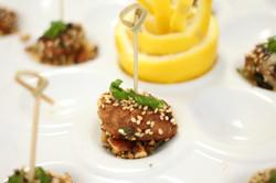 Sesame Thai Chicken