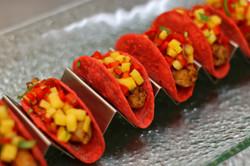 Shrimp Mango Taco