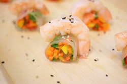 Shrimp Summer Roll