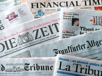 GSI in the media roundup