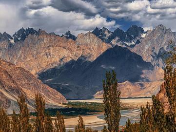 Rewarding Nature Performance in Pakistan