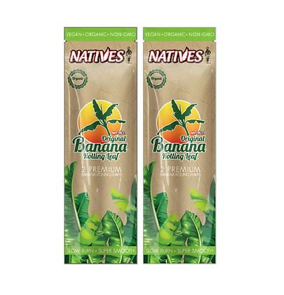 NATIVES Original Banana Rolling Leaf™