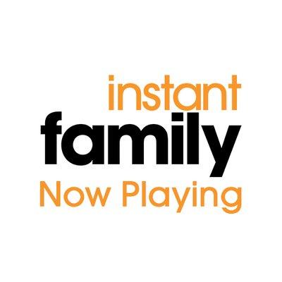 Instant Family White