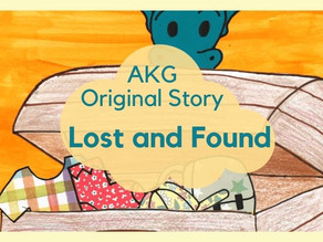 Lost and Found エミリー手作り AKG Story