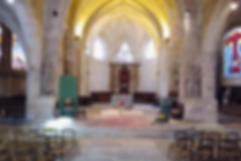 Sanctuaire de Saint Saturnin à Blois