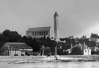 Histoire de la Basilique, photo ancienne