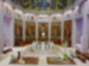 Choeur, Basilique, Notre Dame de la Trintié