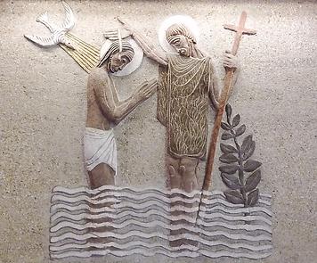 Baptême du Christ, Notre Dame de la Trinité