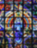 Vitraux Notre Dame de la Trintié