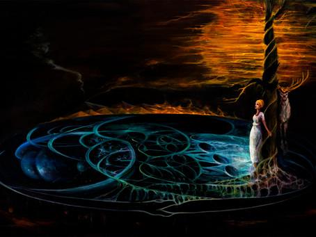 Burning Woman - shifting into deep healing