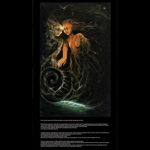 The Spawn + Ben Yamin poetry  Poster