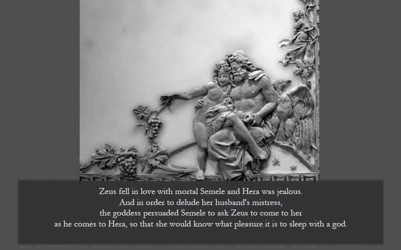 Zeus & Dionysus