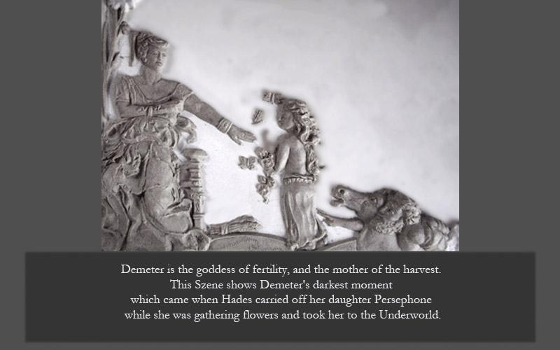 Demeter & Persephone