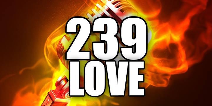 239 Love Banner