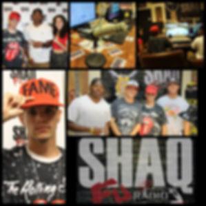 Fame Faiella x Shaq Fu Radio