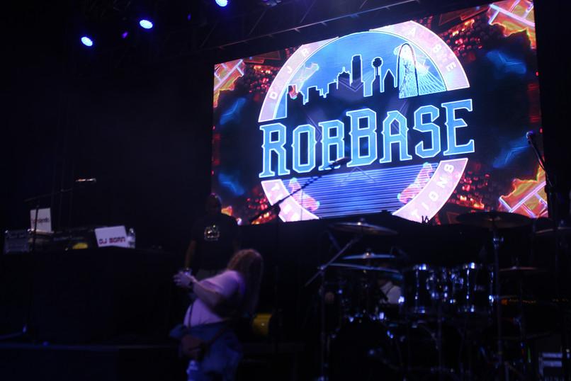 """Rob Base"" 90s Tour"