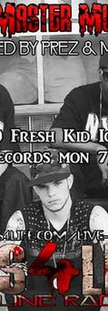 Fresh Kid Ice x Chinaman Records x MMMS