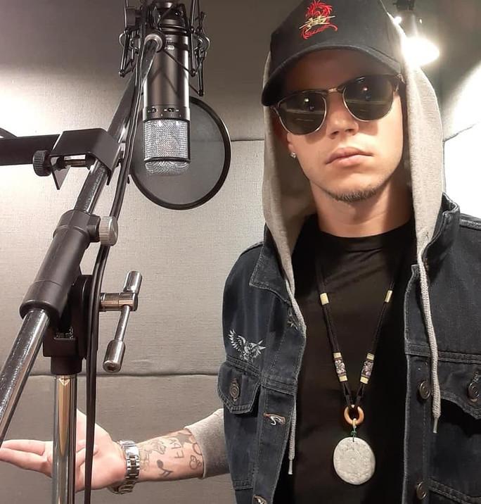 Fame Faiella @ EQ Recording 239
