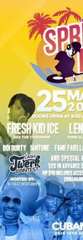 Spring Fling 2017 Fresh Kid Ice - Lenchmob - Jt Money & More
