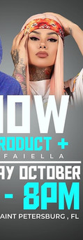 Snow Da Product x Fame Faiella St Pete , Florida