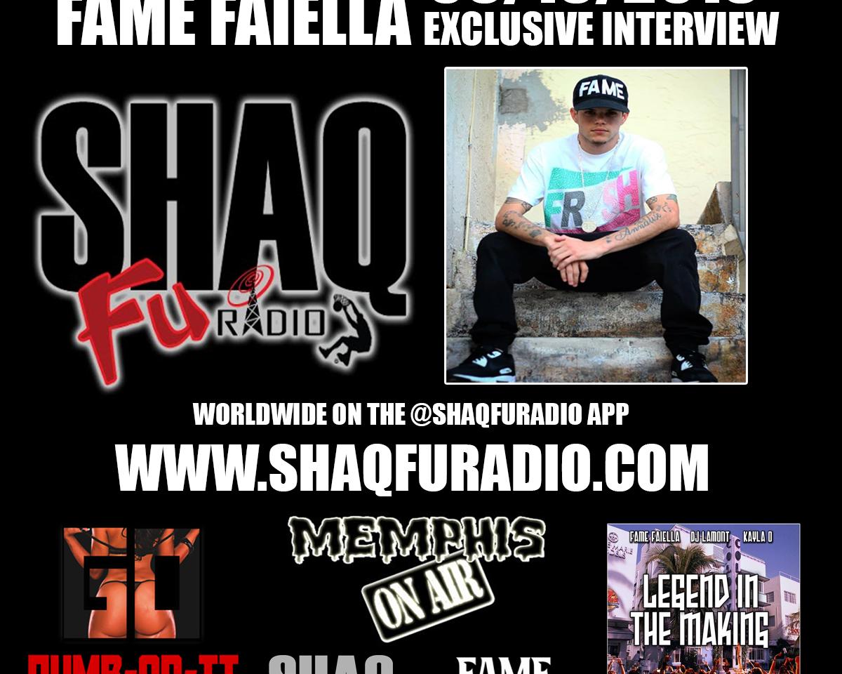 Shaq Fu Radio Artwork