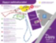 Seikkailupuisto ZippyPark Helsinki_kartt