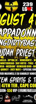 Wutang Connection Tour 2018