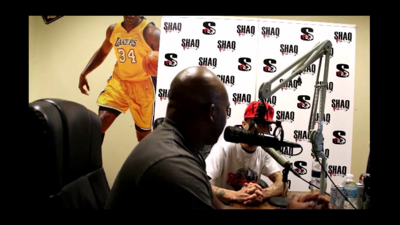 Shaq Fu Radio Interview