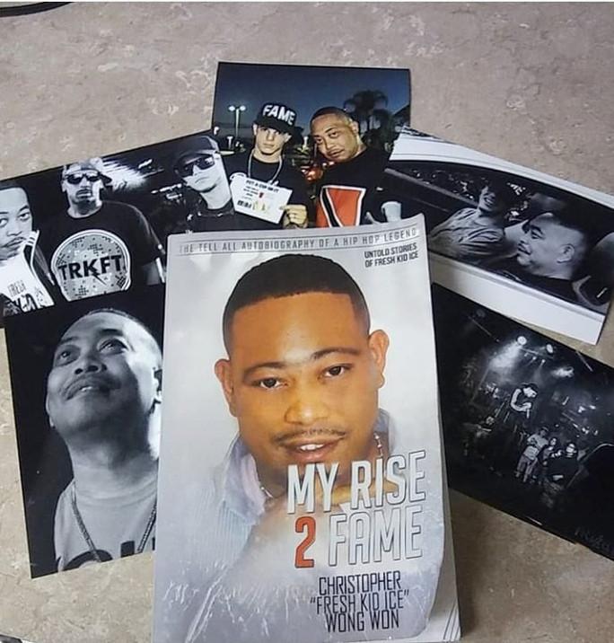 RIP Fresh Kid Ice (My Rise 2 Fame) Memor