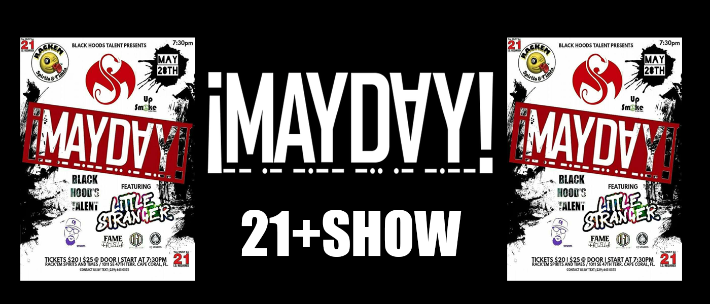 Mayday Top Banner
