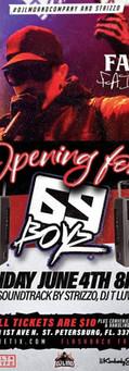 Fame Faiella with 69 Boyz