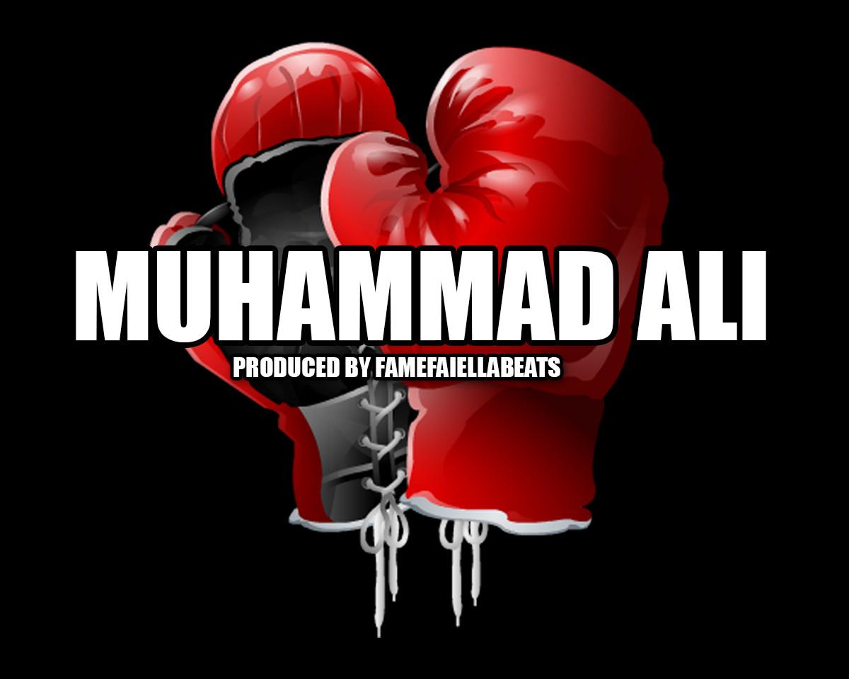 Muhammad Ali - Artwork
