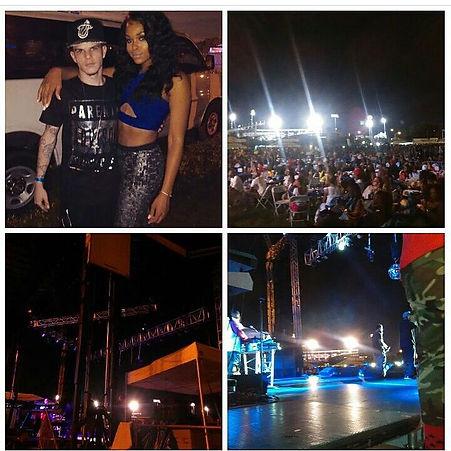Fame Faiella x Demetria Mckinney - Pepsi Funkfest 2016