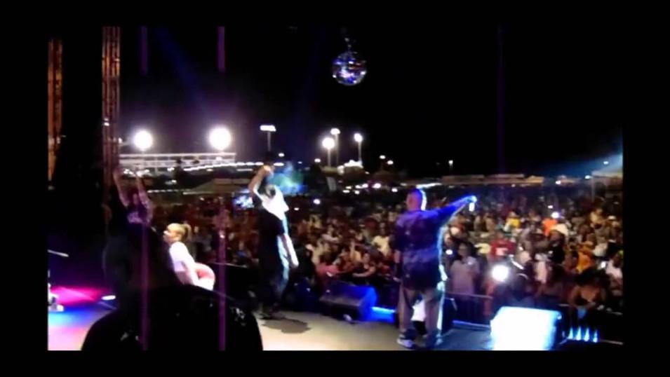 2 Live Crew Live @ Pepsi Funkfest