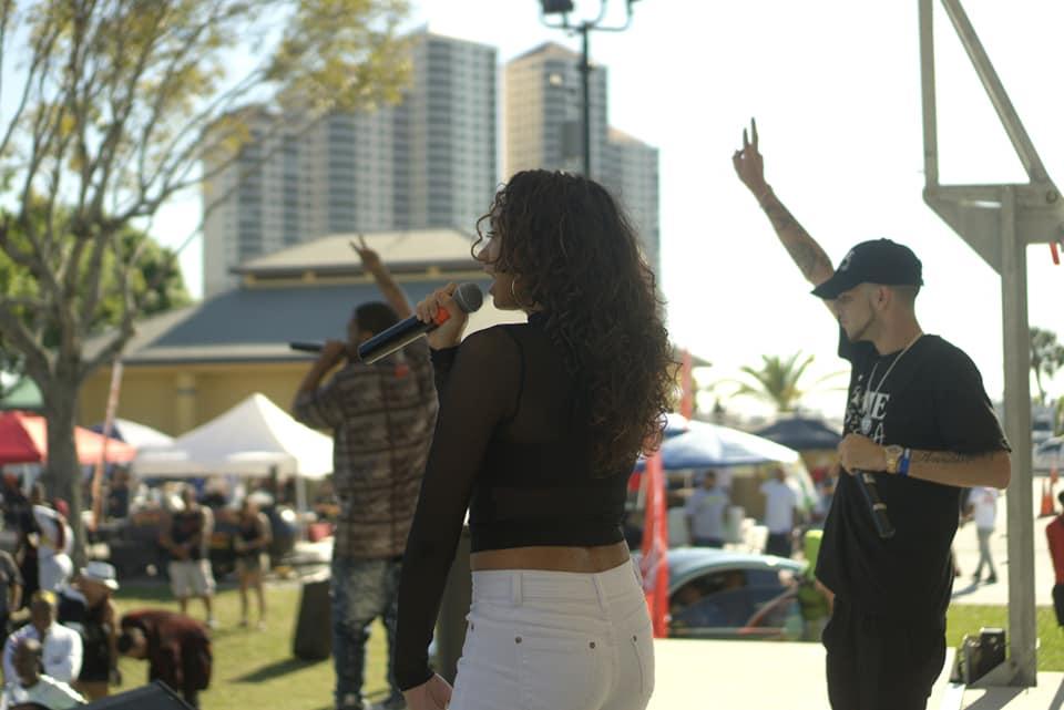 Fame Faiella x DJ Lamont x Kayla O
