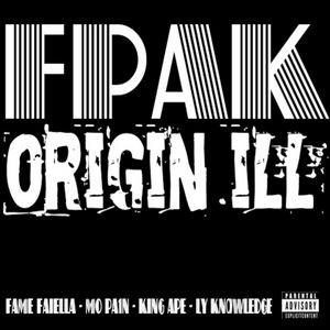 Origin Ill Album Cover