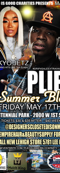 Plies Concert Featuring Fame Faiella - M