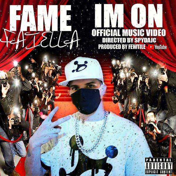 FAME FAIELLA IM ON MUSIC VIDEO 2020