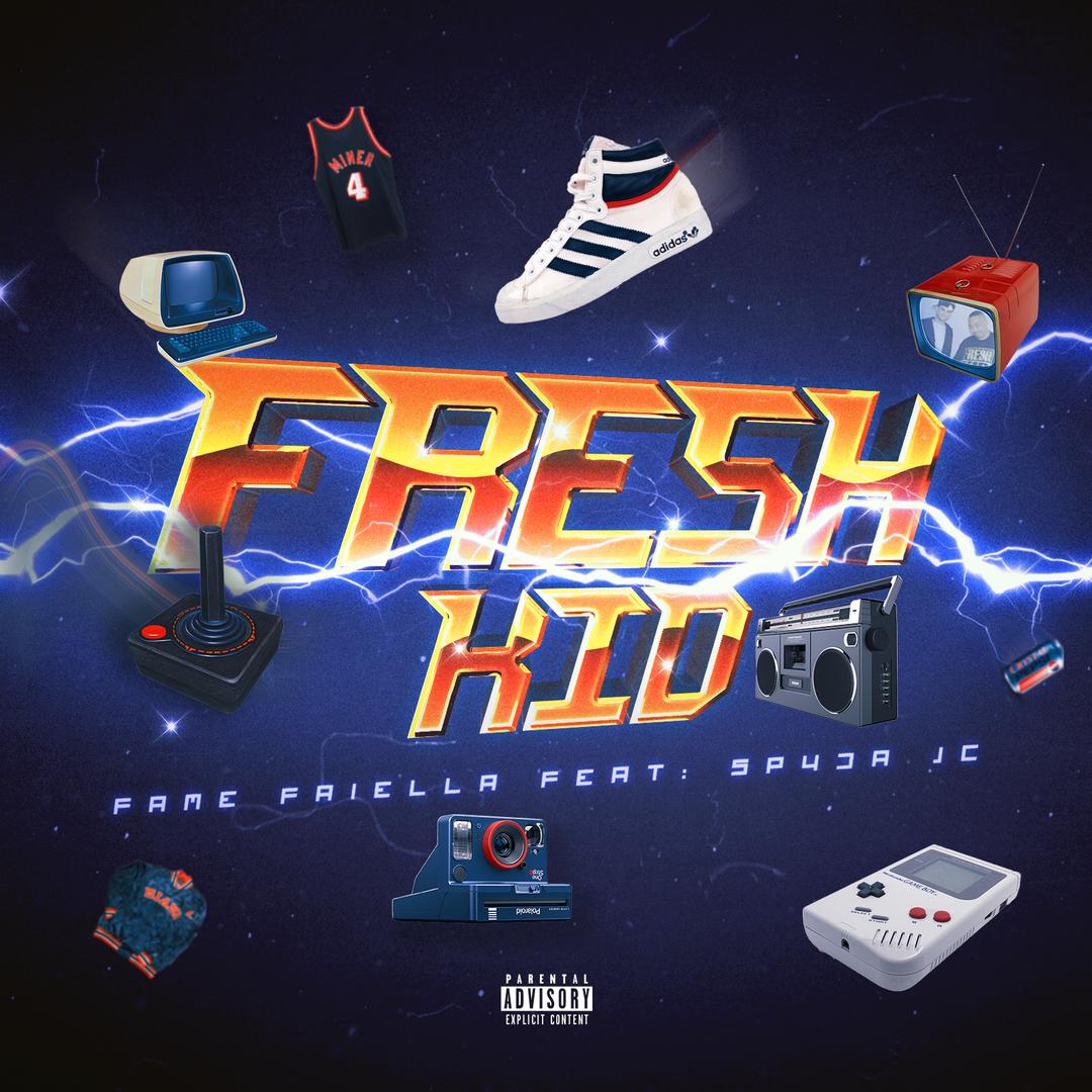 """Fame Faiella Featuring Soyda JC """"Fresh K"""