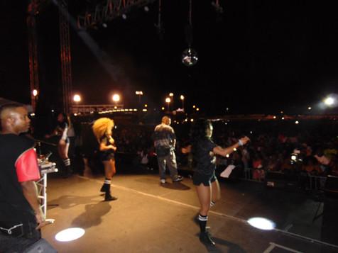 "Fresh Kid Ice x 2 Live Crew Performing Live ""Pepsi Funkfest"""