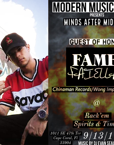 Fame Faiella Special Guest @ Minds After Midnight 239