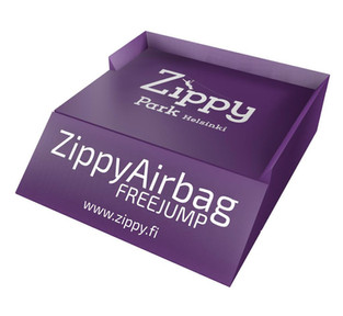 ZippyAirbag FreeJump hyppypatja on avattu!