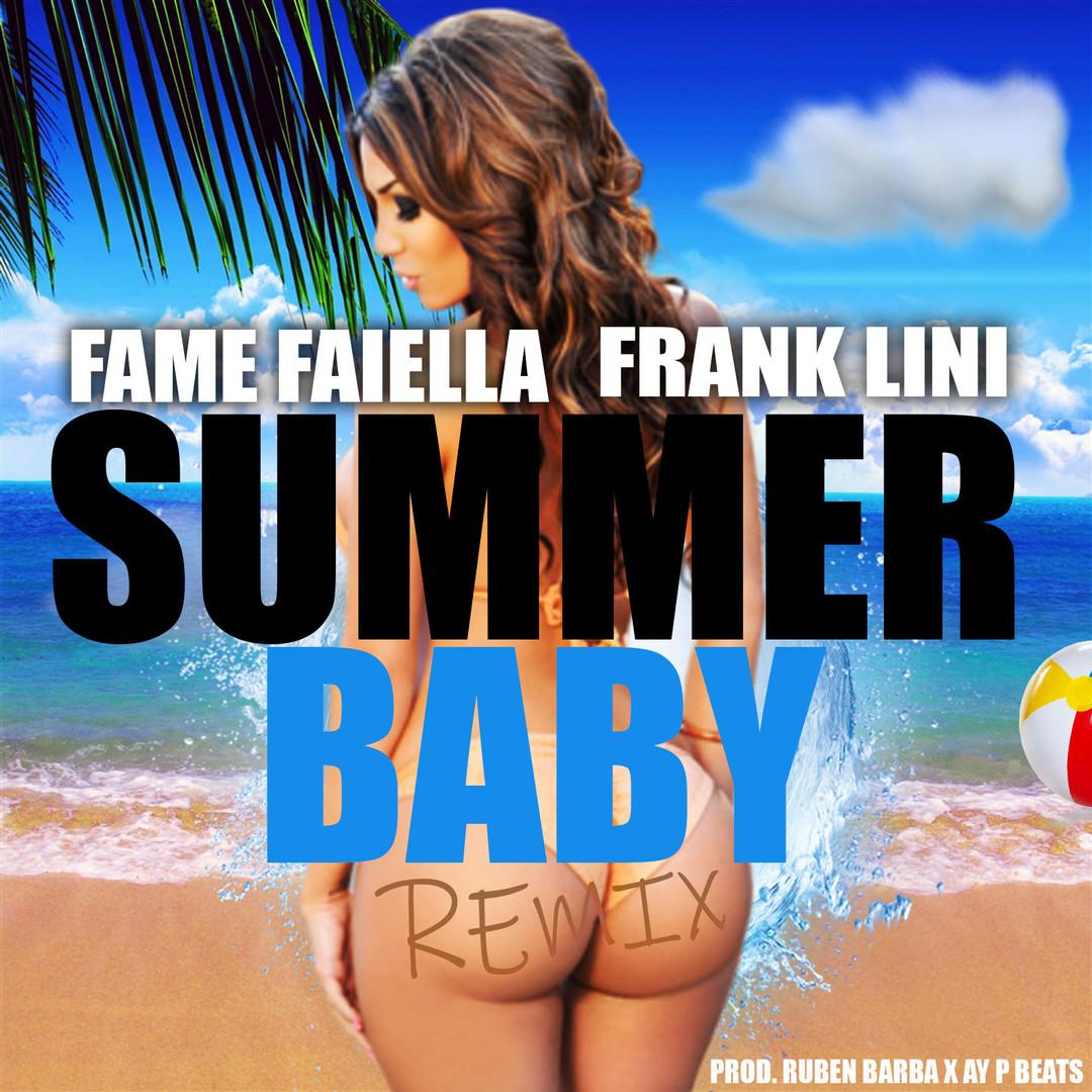Fame-Faiella-x-Frank-Lini-Summer-Baby-
