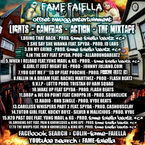 Early Fame Faiella Music - Underground Mixtape