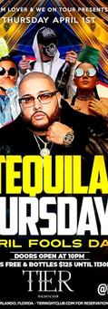 Tequila Tuesday Tier Nightclub