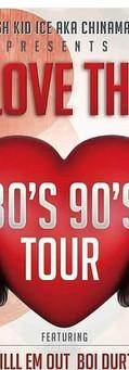 Fresh Kid Ice i Love the 80s 90s Tour