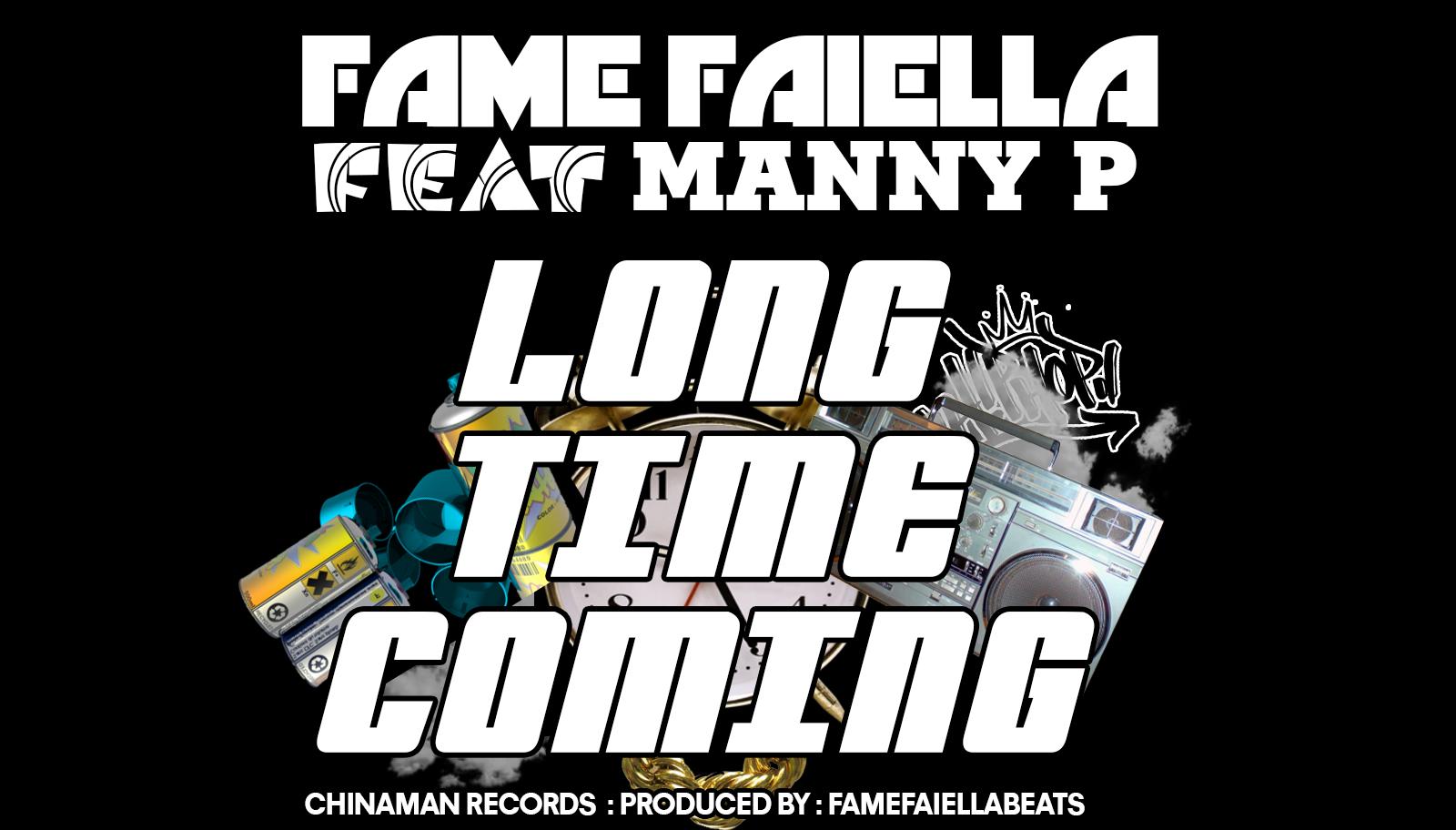 Long Time Coming Promo Artwork